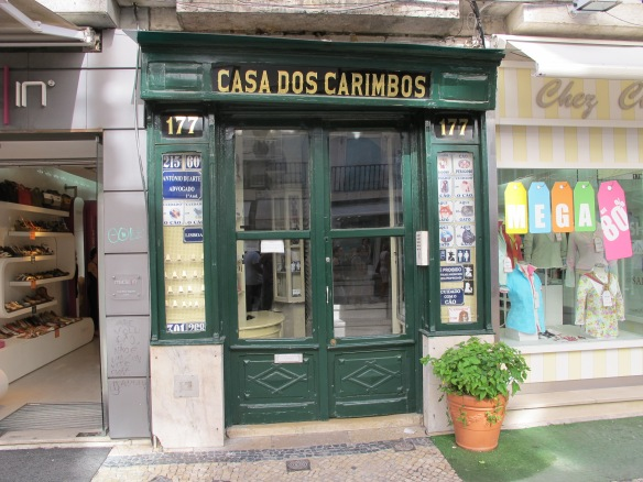 Shop in Rua Augusta