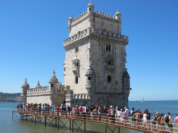 Belém Tower (Canon G12)