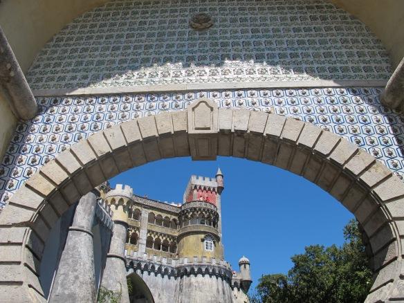 Palacio da Pena (Canon G12)