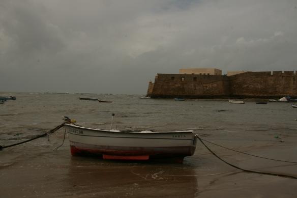 Cadiz - Playa de la Caleta 5