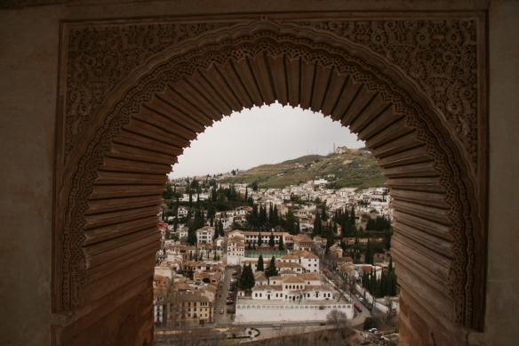 Granada - Alhamabra - Palacio Nazarìes 26