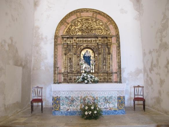 Sagres Fortress - Church (Canon G12)
