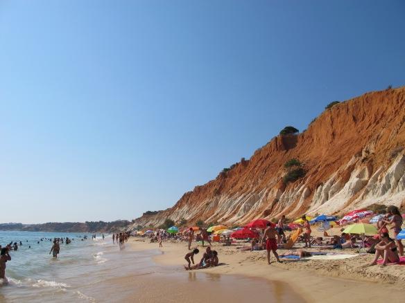 Praia da Falesia (Canon G12)