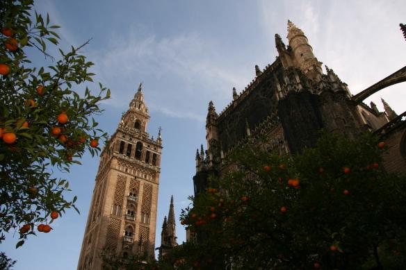 Siviglia-Cattedrale-Giardino Aranci 5