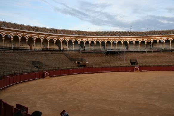 Siviglia - Plaza de Toro 1
