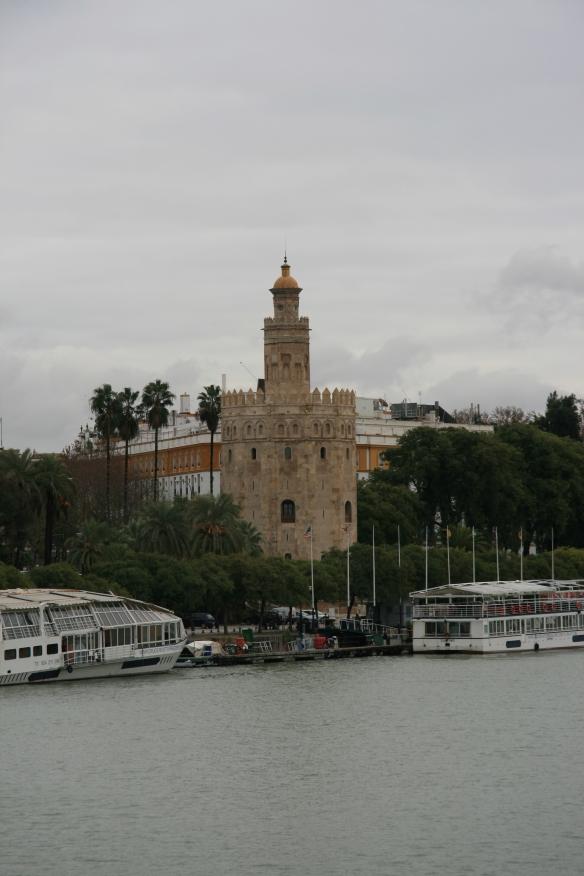 Siviglia - Torre del Oro 1