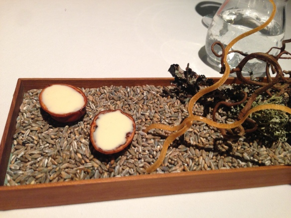 Jerusalem Artichoke, Rye & Walnut