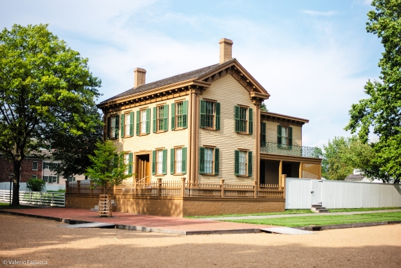 Lincoln's House (Springfield, IL)