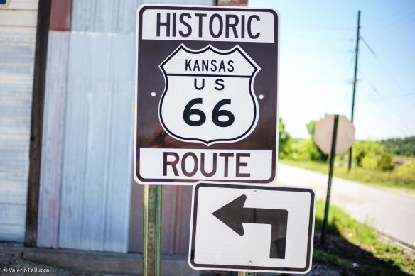 Entering Kansas!