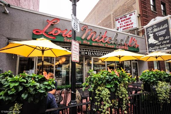 Lou Mitchell's...