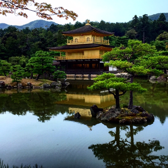 Kinkaku-ji (Golden Pavillon)