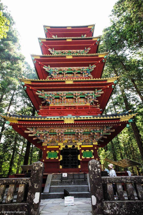 NikkoTōshō-gū: the Pagoda